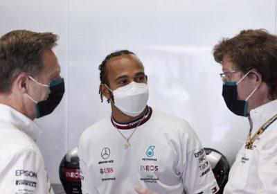 Hamiltons boodschap mag niet te politiek zijn, aldus FIA